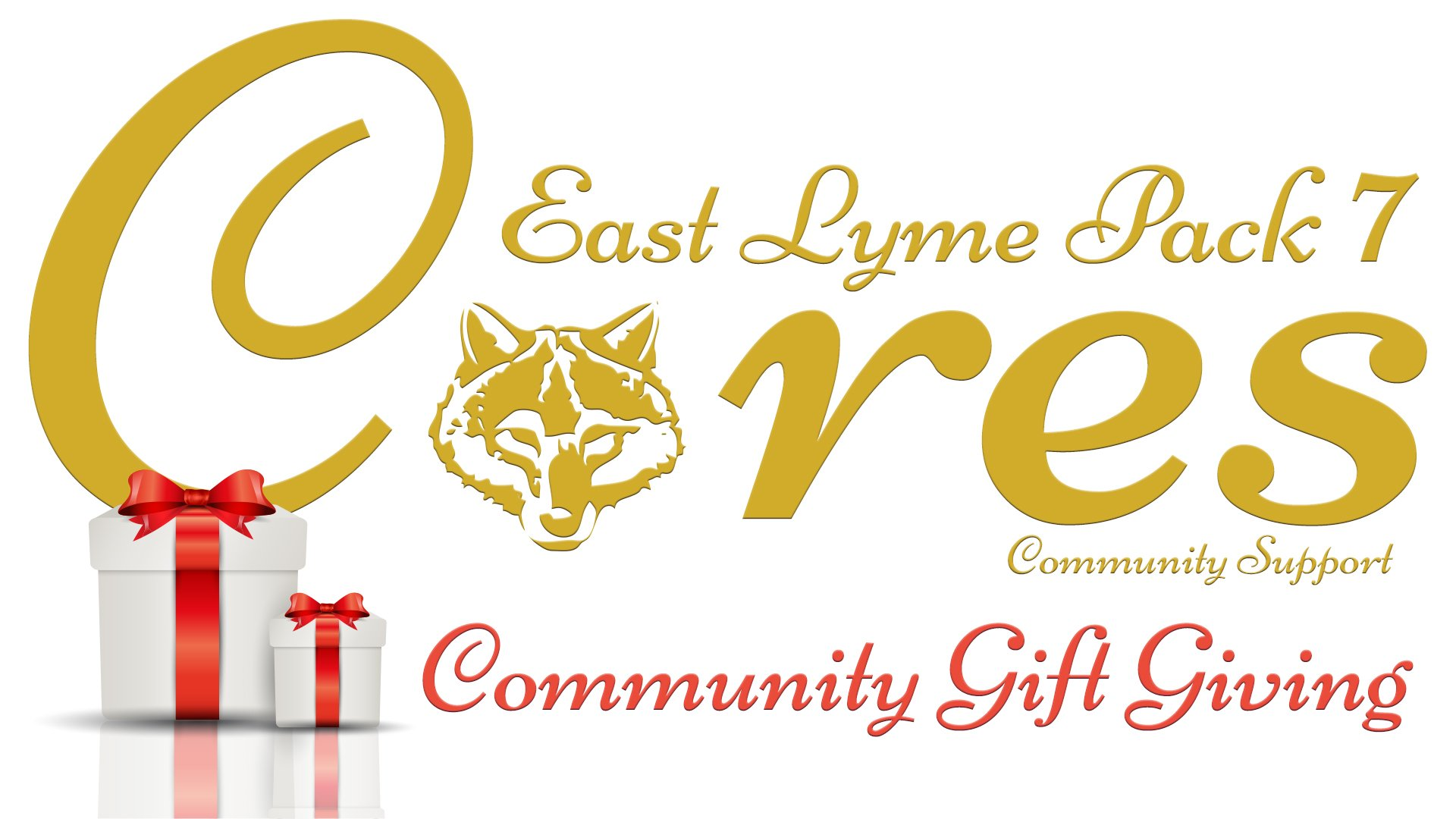 East Lyme Pack 7 - 2020 Gift Giving